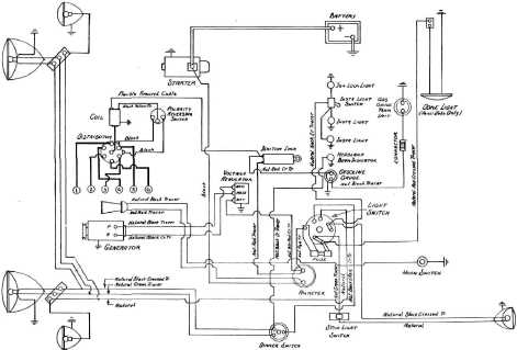 1942 Chevy Truck Starter Wiring Diagram, 1942, Free Engine