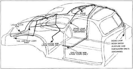 1941 Chevrolet Truck Wiring Diagram 1975 Skylark Dash