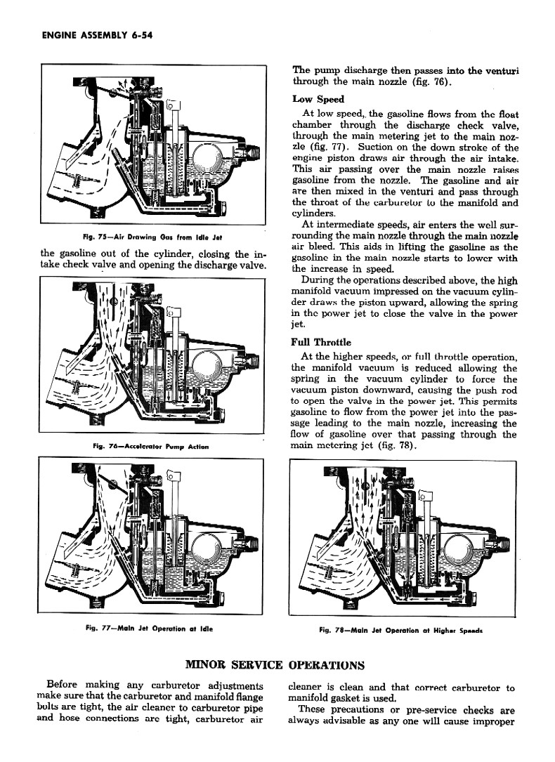 1947 Chevrolet Truck Shop Manual