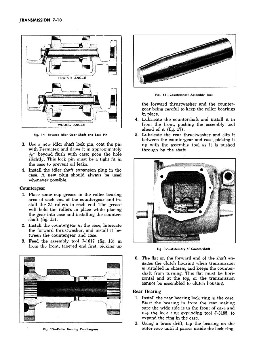 1948-51 Chevy Truck Shop Manual