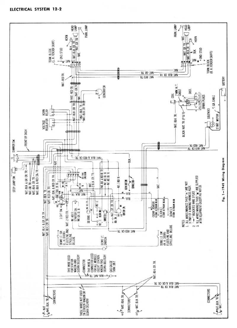 1950 Chevrolet 3100 Wiring Diagram : 34 Wiring Diagram