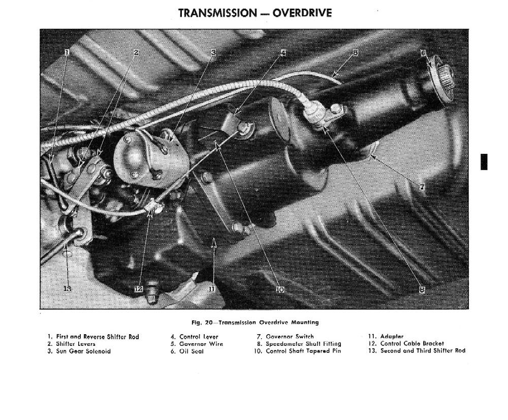 Wiring Diagram For 1955 Chevrolet Passenger Car