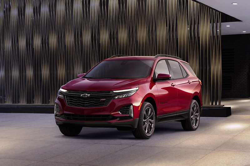 2020 Chevrolet Equinox - Don Larson Superstore - Baraboo, WI