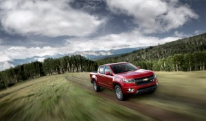2015 Chevy Colorado Accessories