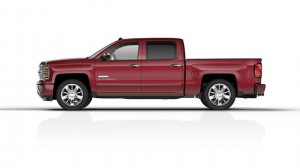 Chevrolet Silverado Custom Sport Edition