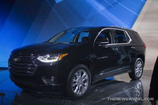 all-new Chevrolet Traverse