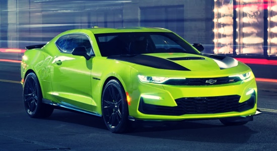2021 Chevy Camaro SS Redesign, Specs, Price