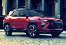 New 2021 Chevy Trailblazer Price, Release Date