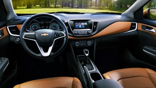 2021 Chevy Cavalier Interior