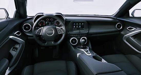 2021 Chevrolet Camaro LT1 Interior