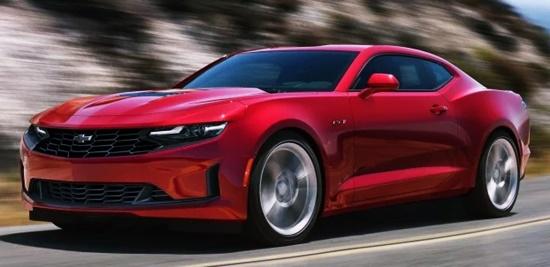 New 2021 Chevrolet Camaro LT1 USA Rumors