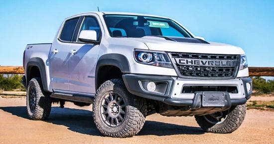 New 2021 Chevrolet Colorado LT Review, Specs
