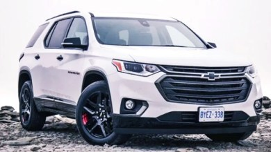 New 2021 Chevy Traverse Release Date, Colors