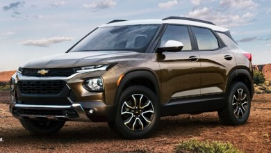 2022 Chevy Trailblazer New Small Family SUV
