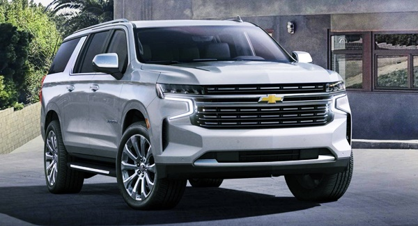 2022 Chevy Suburban SS Review, Specs, Model