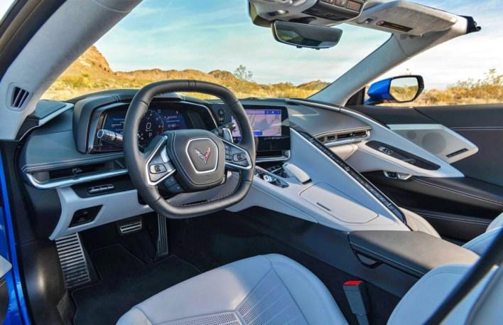 2023 Chevy Camaro Interior