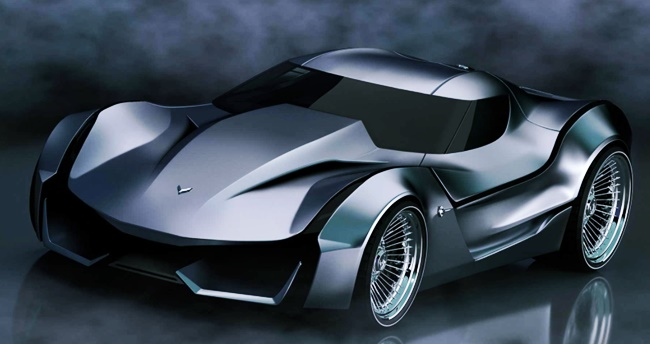 New 2023 Chevy Corvette C8 Hybrid Redesign