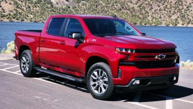 2023 Chevy Silverado Interior and Exterior Review