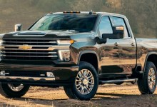 New 2022 Chevy Silverado 2500HD