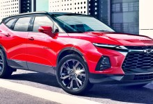 2022 Chevrolet Blazer Colors