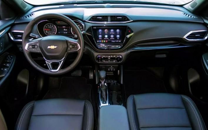 2022 Chevy Trailblazer RS Interior