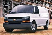 2023 Chevy Express Passenger Van