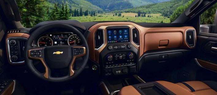 2023 Chevy Silverado 2500 HD Interior