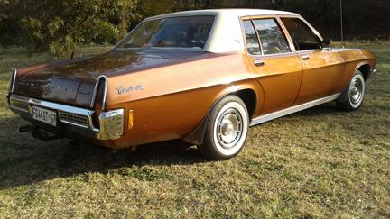 1973 Chevrolet Constantia of Karl Furrutter of South Afirca