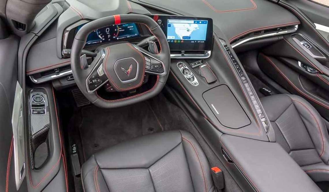 2021 Chevrolet Corvette Stingray A true performance convertible The 2021 Corvette offers a retractable hardtop