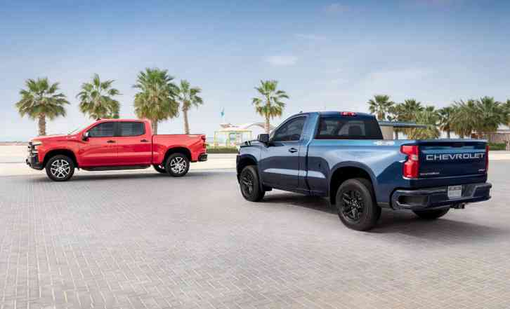 The 2023 Chevrolet Silverado ZR2 was originally expected to be called ZRX and was to launch for the 2022