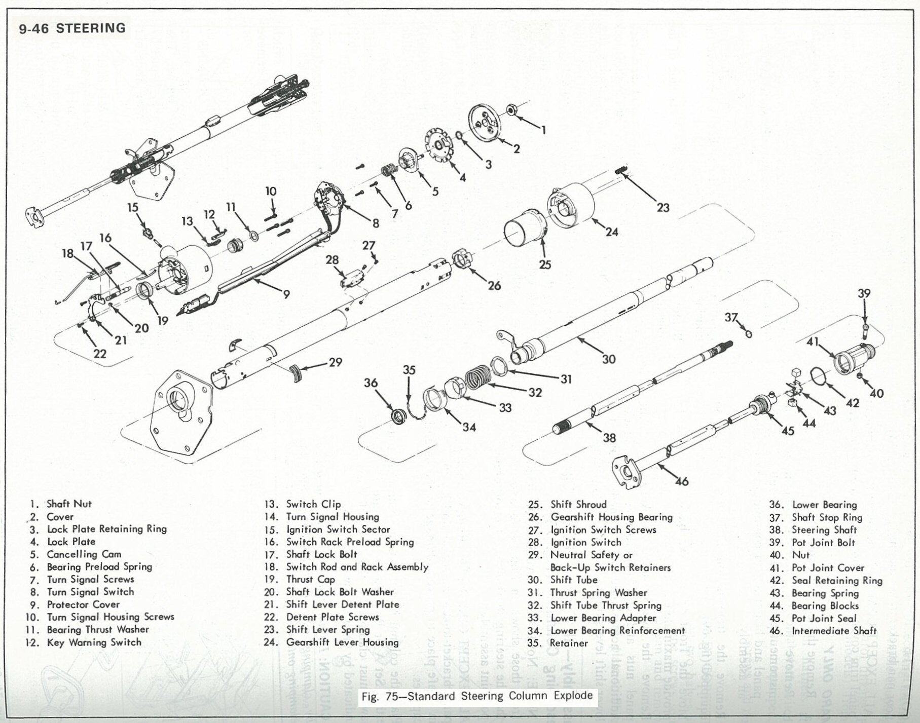 1973 Chevy Power Steering Diagram, 1973, Free Engine Image