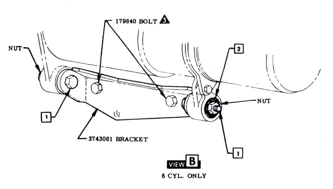 235 Six Cylinder Engine 1955. Diagrams. Wiring Diagram Gallery