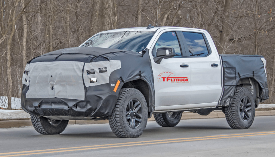 2022 Chevy 3500 High Country Specs