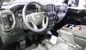 2022 Chevy Express Van