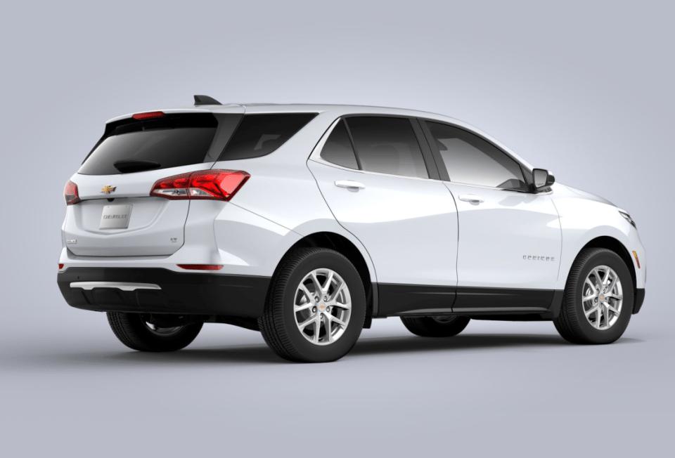 2022 Chevrolet Equinox Lt W-2fl Release Date