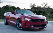 2022 Chevy Camaro Convertible Changes