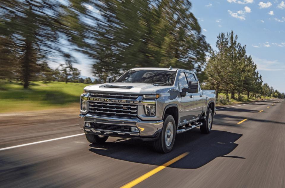 2022 Chevy Colorado Diesel Redesign