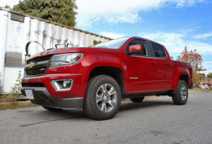 2022 Chevy Colorado Duramax Models