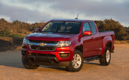 2022 Chevy Colorado WT Changes