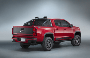 2022 Chevy Colorado WT Release Date