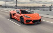 2022 Chevy Corvette Changes