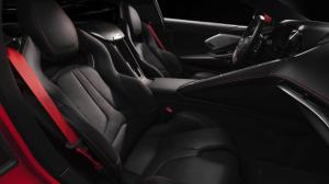 2022 Chevy Corvette Convertible Interior