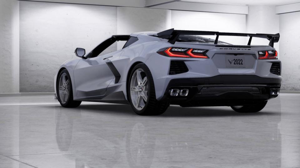 2022 Chevy Corvette Stingray Release Date