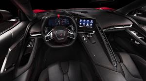 2022 Chevy Corvette Z06 0-60 Interior