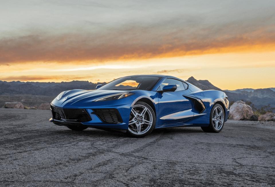 2022 Chevy Corvette ZO6 Changes