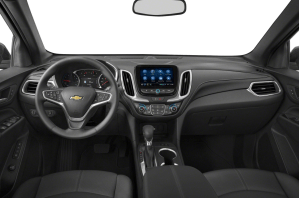 2022 Chevy Equinox 2.0 Turbo Interior