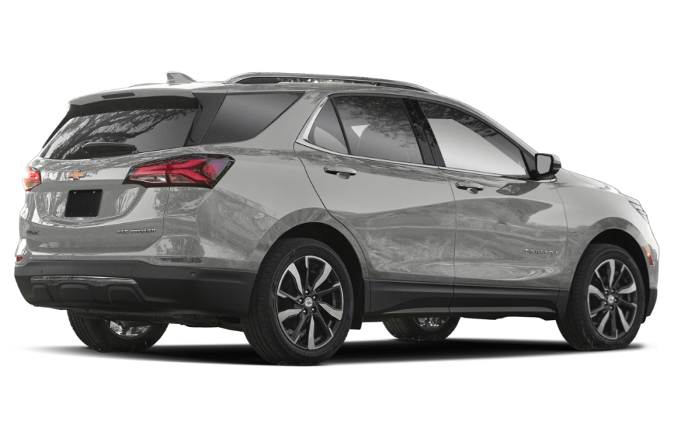 2022 Chevy Equinox 2.0 Turbo Release Date