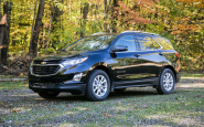 2022 Chevy Equinox SUV Review