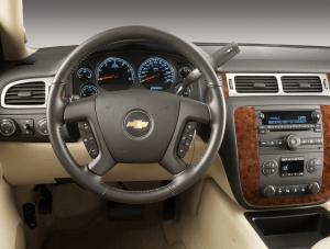 2022 Chevrolet Silverado 1500 Interior