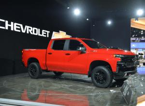2022 Chevrolet Silverado 1500 Release Date